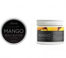 Крем-масло для тела манго (mango body butter) Praileela, 150 мл