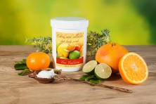 СКРАБ ДЛЯ ТЕЛА АНТИЦЕЛЛЮЛИТНЫЙ ЦИТРУС CITRUS ANTI-CELLULITE HOT BODY SCRUB THAI TRADITIONS, 1000 мл