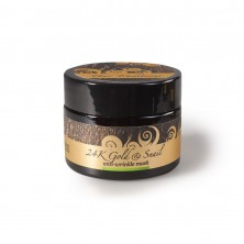 Thai Traditions МАСКА-ЛИФТИНГ ДЛЯ ЛИЦА ЗОЛОТАЯ УЛИТКА (40+), 50 МЛ. 24K GOLD & SNAIL ANTI-WRINKLE MASK, 50мл